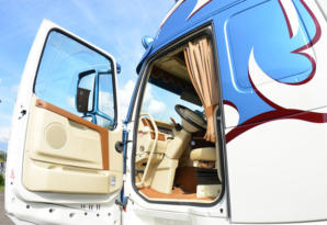 Co zpříjemňuje a ulehčuje řidičům kamionů jejich práci?