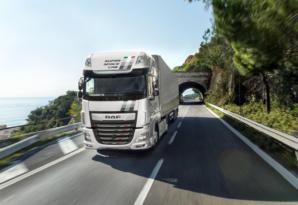 DAF truck presents XF: Unity Edition all over Europe