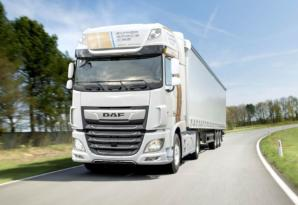 DAF trucks introduced a special edition XF Super Space Cab