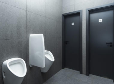 Facilities TIRCENTRUM - toilets