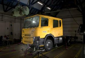 Scania's priority is safety