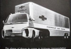 Chevrolet Turbo Titan III: неосъществена мечта за бъдещето от 1966 г.