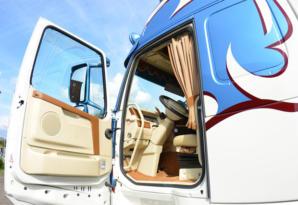 Какво прави работата на камиона по-приятна и лесна за шофьорите на камиони?