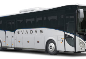 Iveco Evadys is a bus model with universal use