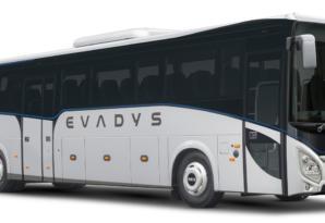 Iveco Evadys este un model de autobuz cu utilizare universală