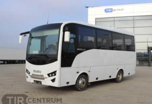 Recenze autobusu Isuzu 801