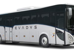 Modern and widely usable Iveco Evadys