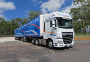 First impressions of the new DAF XF flagship