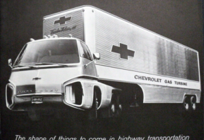 Chevrolet Turbo Titan III: nenaplněný sen o budoucnosti z roku 1966