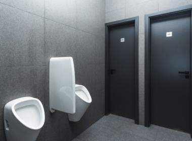 Zázemí TIRCENTRUM - toalety