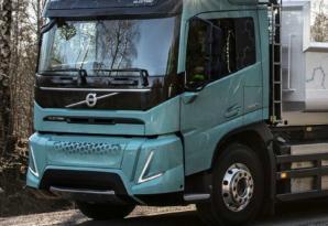 Volvo Trucks está intentando electrificar gran parte del transporte