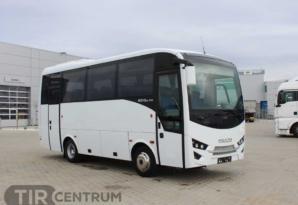 El autobús ISUZU 801 se encargará del transporte de pasajeros - reseñas y experiencias