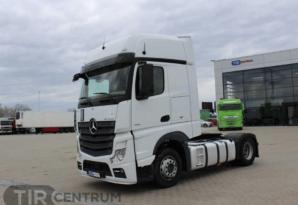Nový Mercedes-Benz ACTROS euro 6 si zamilujete