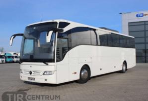 Mercedes-Benz Tourismo: Nejprodávanější autobus ve střední Evropě