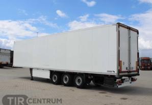 Τα ημιρυμουλκούμενα Schmitz Cargobull είναι αξιόπιστα